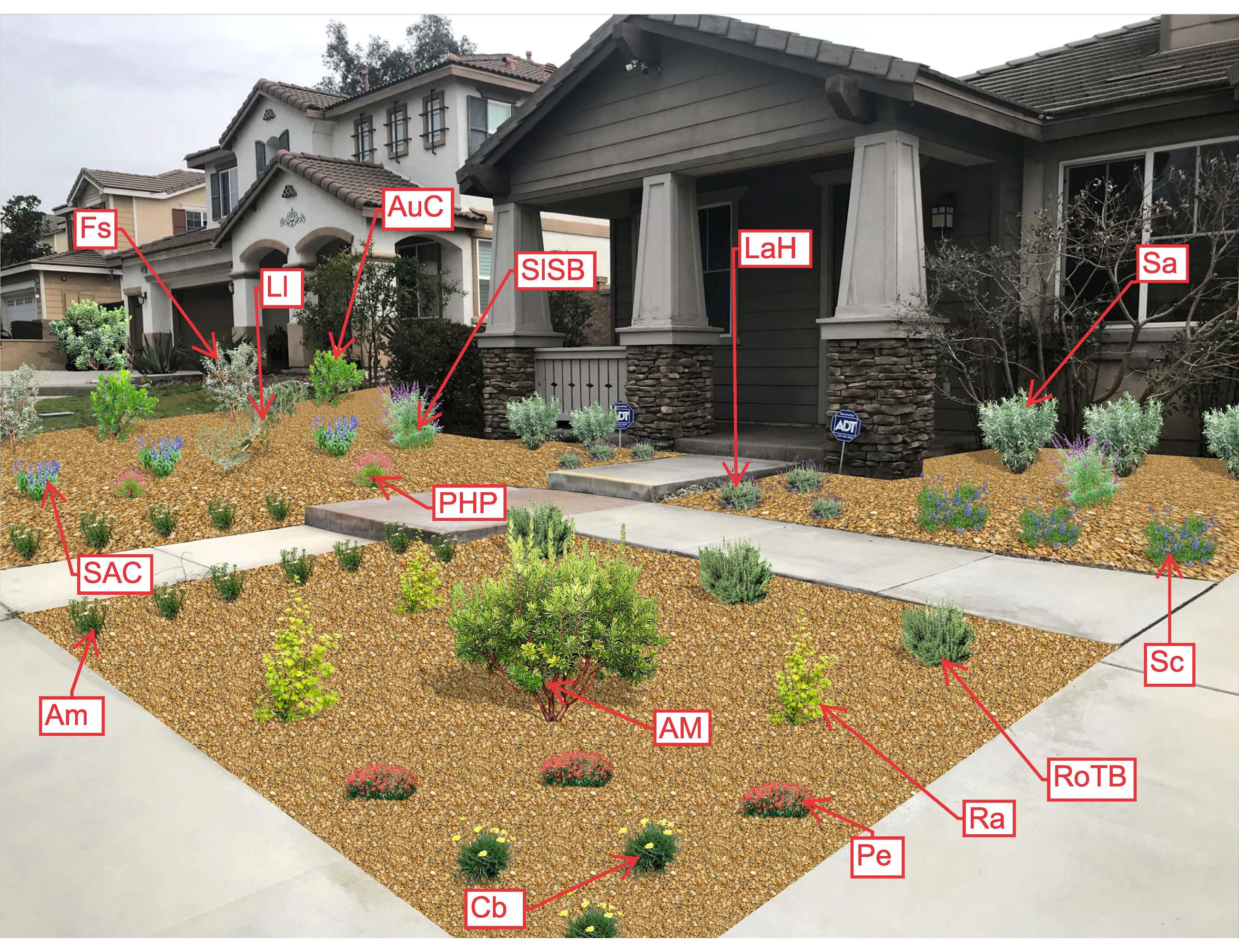 Landscape Design | Chino Basin Water Conservation District, CA